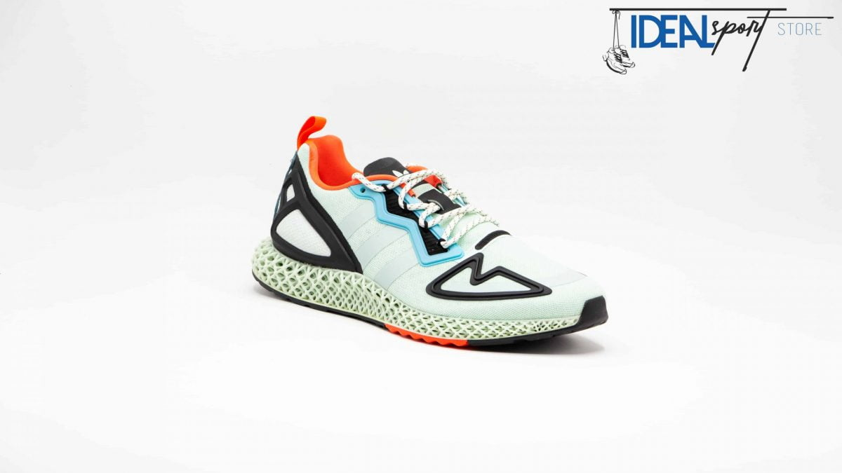 Adidas Originals ZX 2K 4D ''Dash Green''