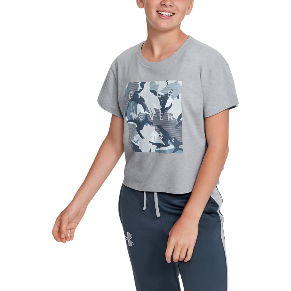Tricou Copii Under Armour Rival Print Fill SS