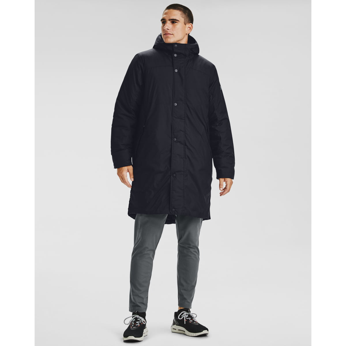 Under Armour INSULATED BENCH COAT