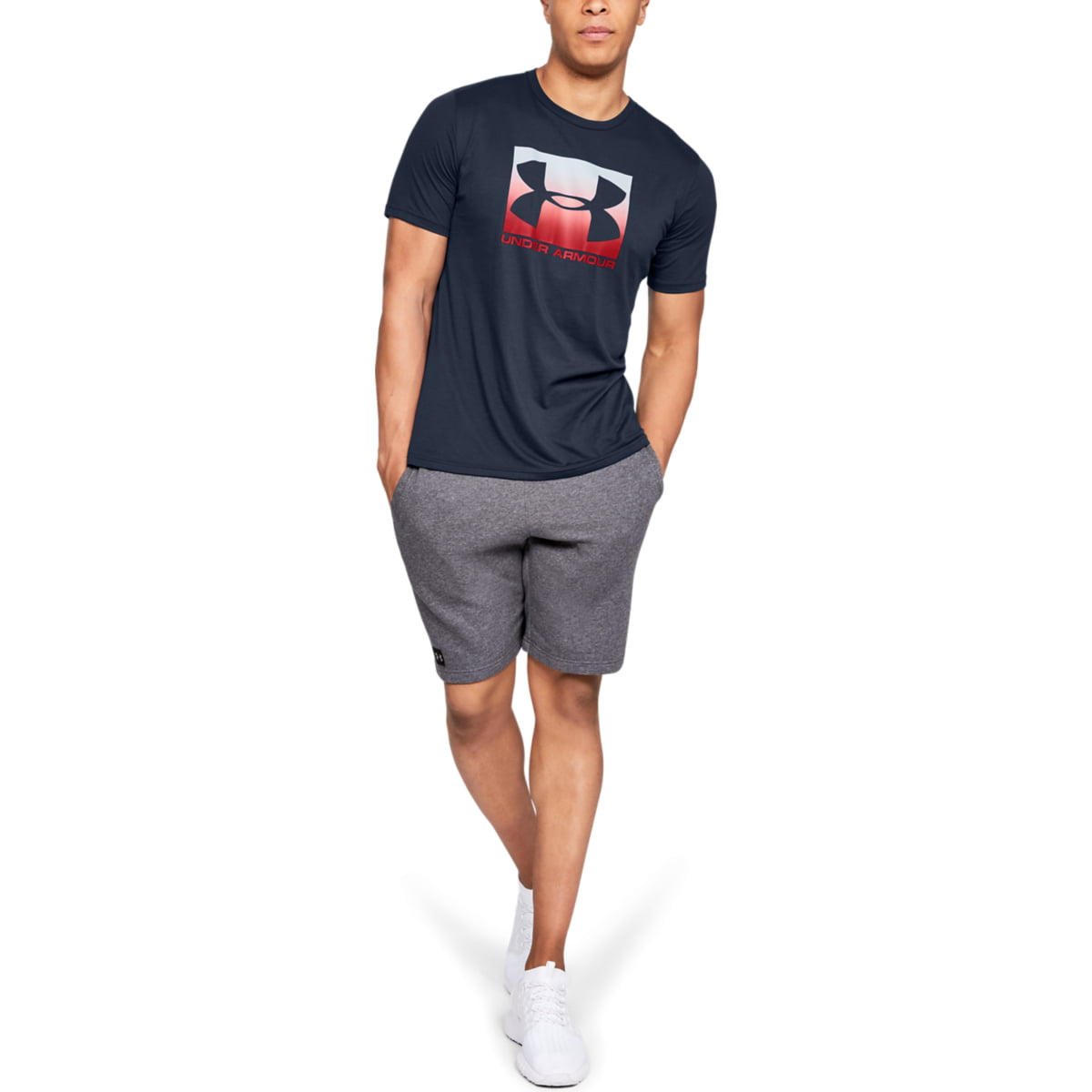 Tricou Under Armour Boxed Sportstyle