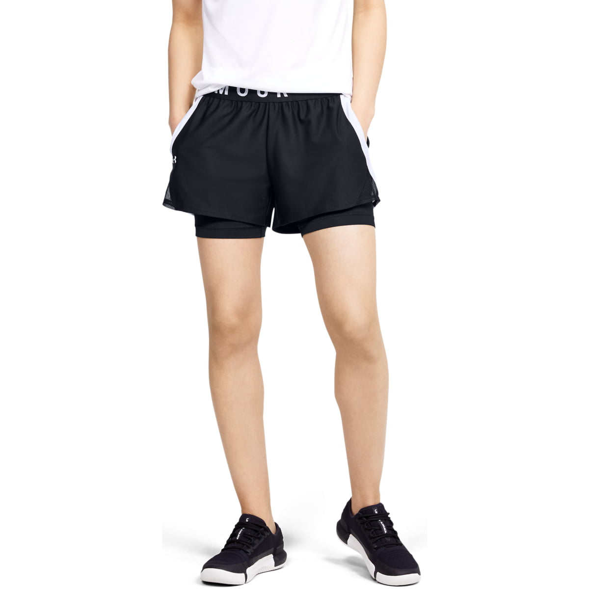 Pantaloni scurti Under Armour Play Up 2-in-1