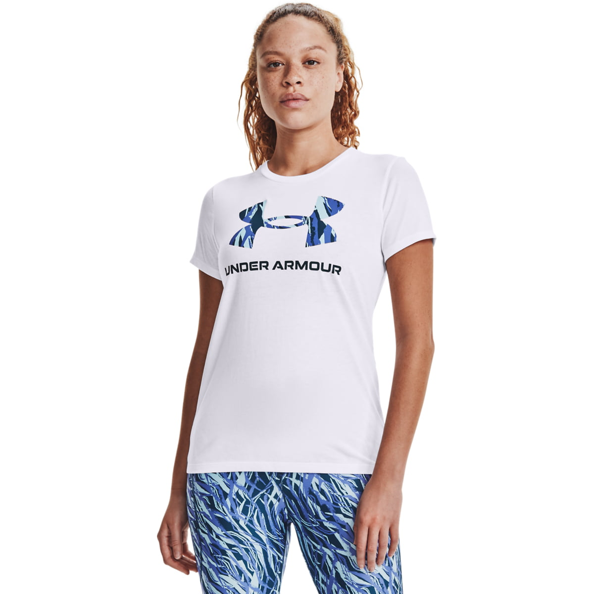 Tricou LIVE SPORTSTYLE GRAPHIC SSC