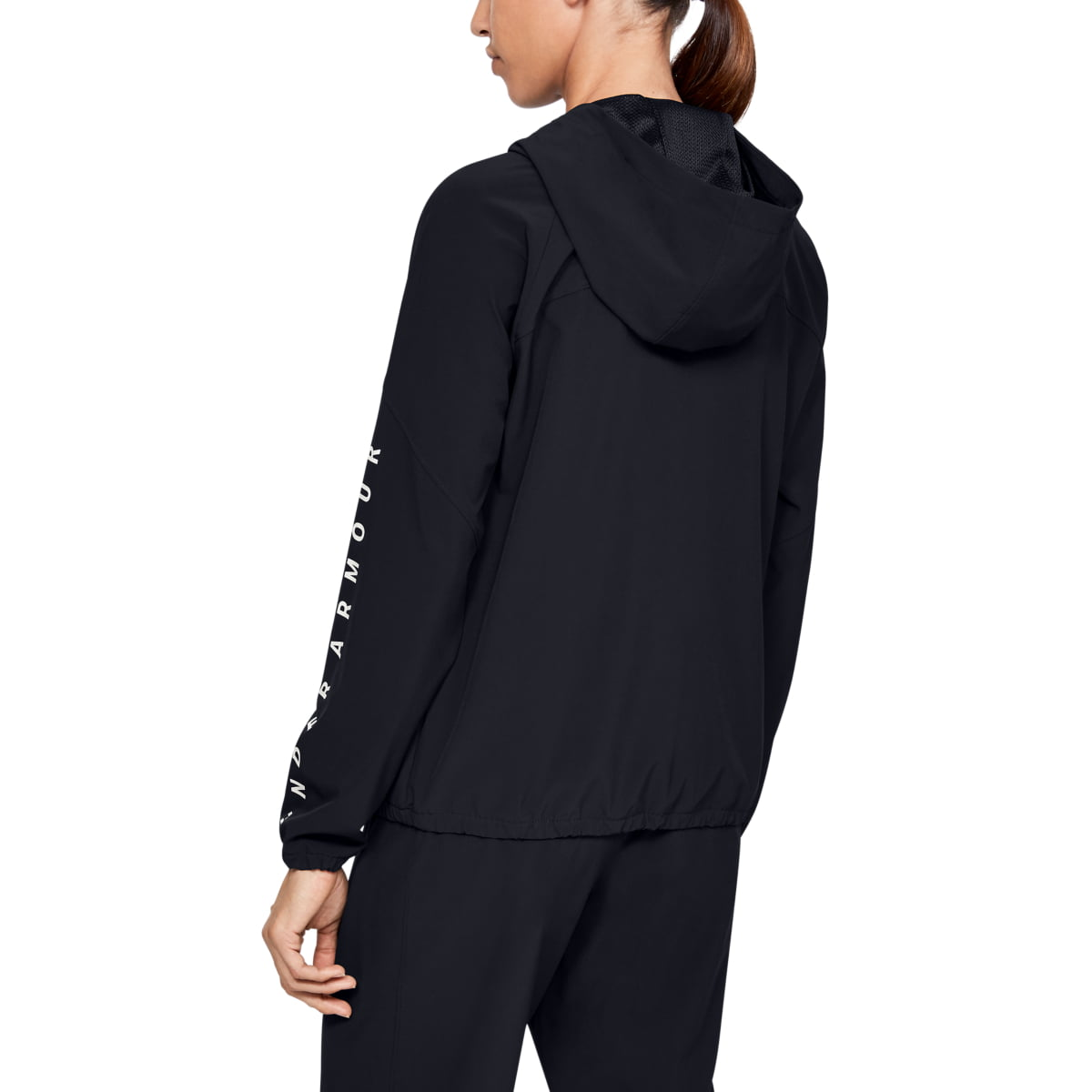 Hanorac Under Armour fitness Woven Branded